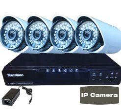 پک 4 کاناله پکیج 4 کاناله تحت شبکه (IP)