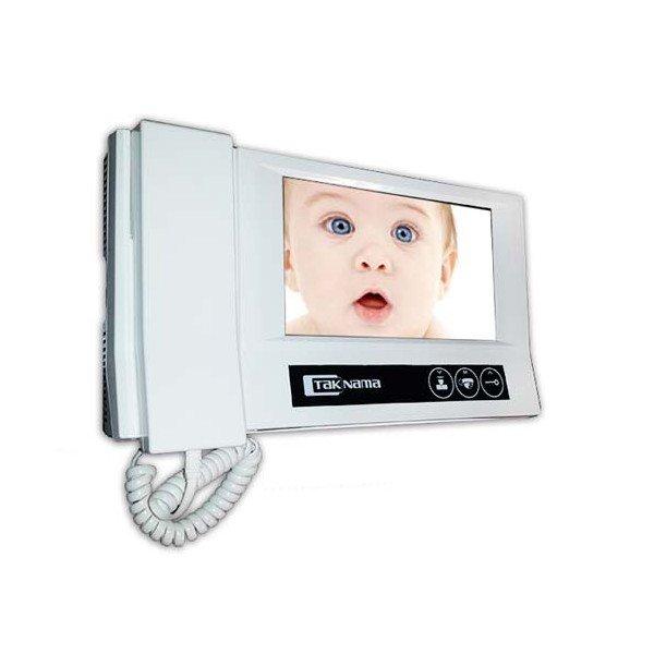 دربازکن تصویری تک نما مدل VDP-D70M حافظه دار |سیبا الکتری | خرید درباز کن